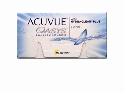Afbeelding van Acuvue Oasys 1 2 week 6 lenzen