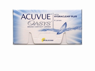 Acuvue Oasys 1-2 week 6 lenzen