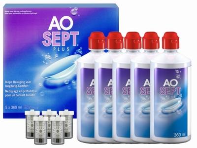 Afbeelding van AOSEPT plus, voordeelpak (6 maanden)