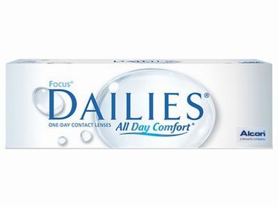 Focus Dailies All Day Comfort 30 lenzen