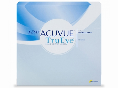 1 Day Acuvue TrueEye 90 pack