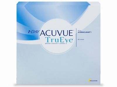 Afbeelding van 1 Day Acuvue TrueEye 90 lenzen