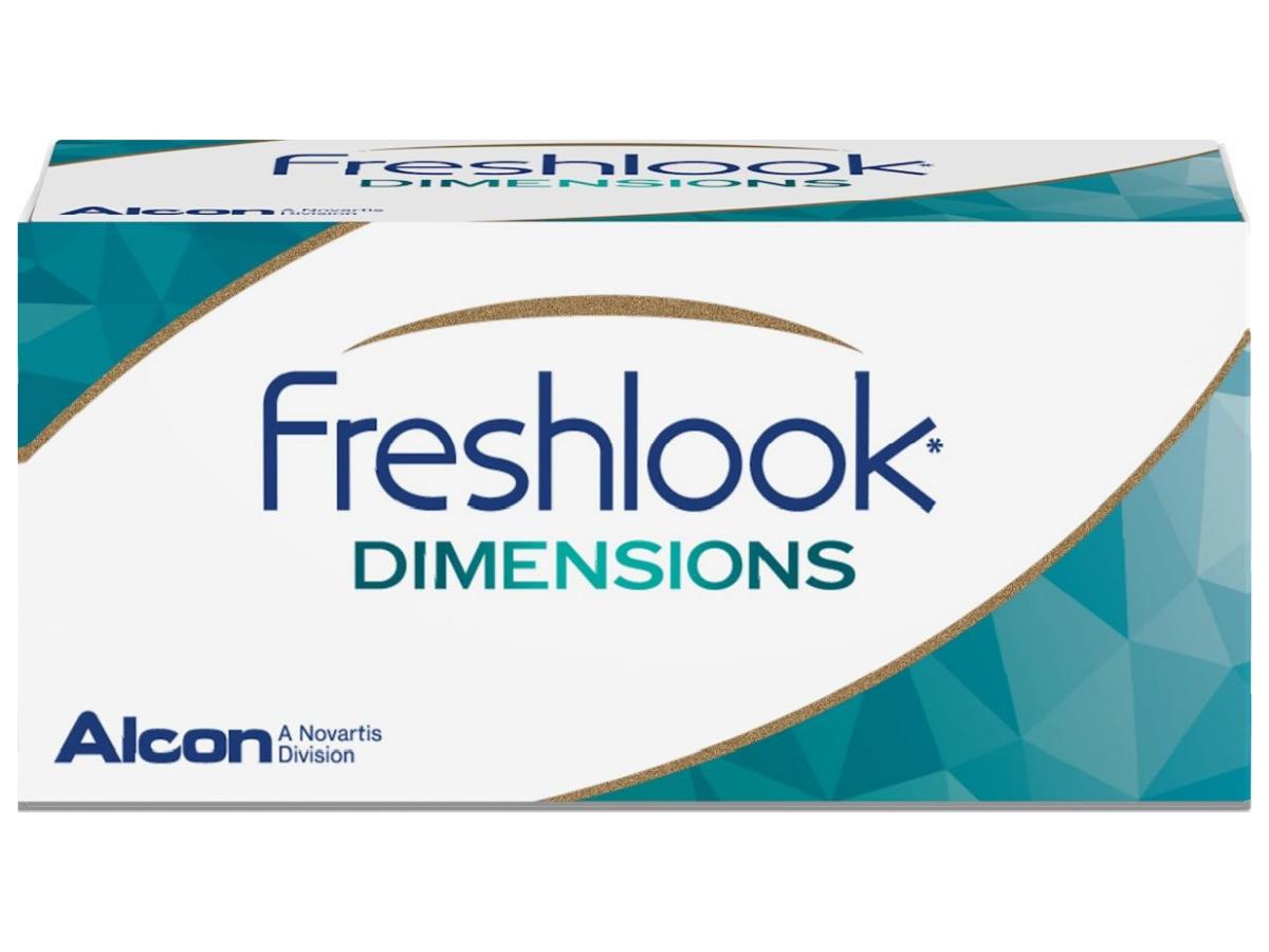 Freshlook Dimensions 6 lenzen