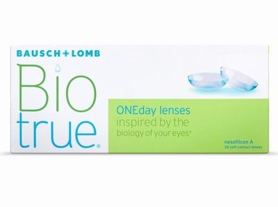 Afbeelding van Biotrue ONEday lenses 30 lenzen