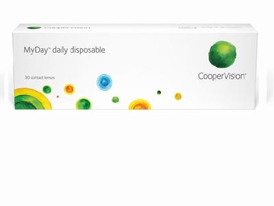 MyDay daily disposable 30 lenzen