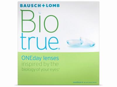 Afbeelding van Biotrue ONEday lenses 90 lenzen