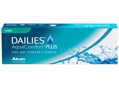 Dailies Aqua Comfort Plus Toric 30 lenzen