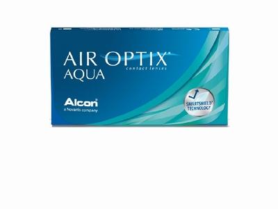 Air Optix® Aqua 3 lenzen