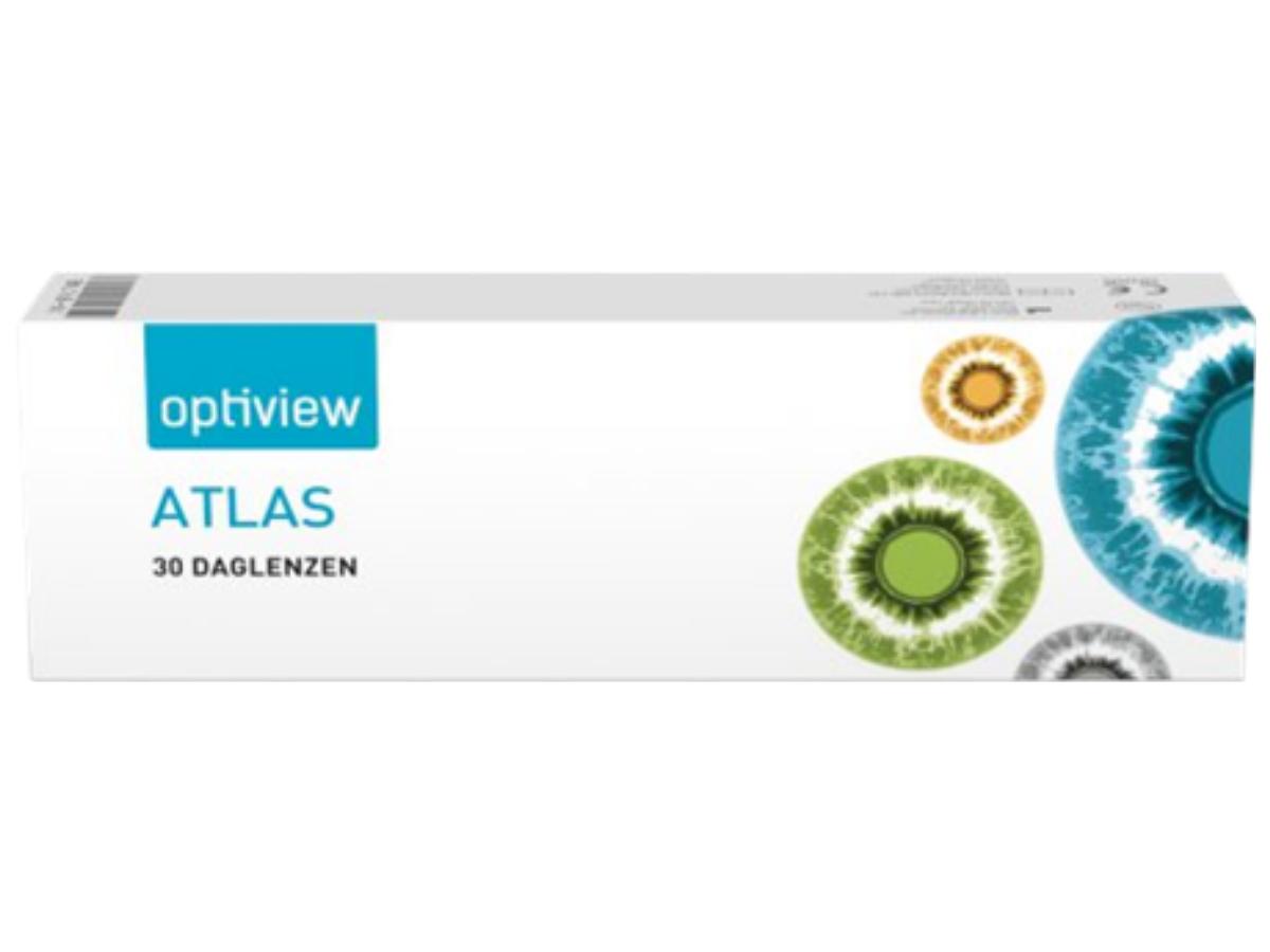 Optiview Atlas 30 lenzen