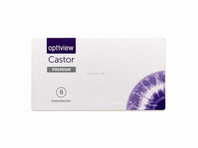 Optiview Castor Premium 6 lenzen