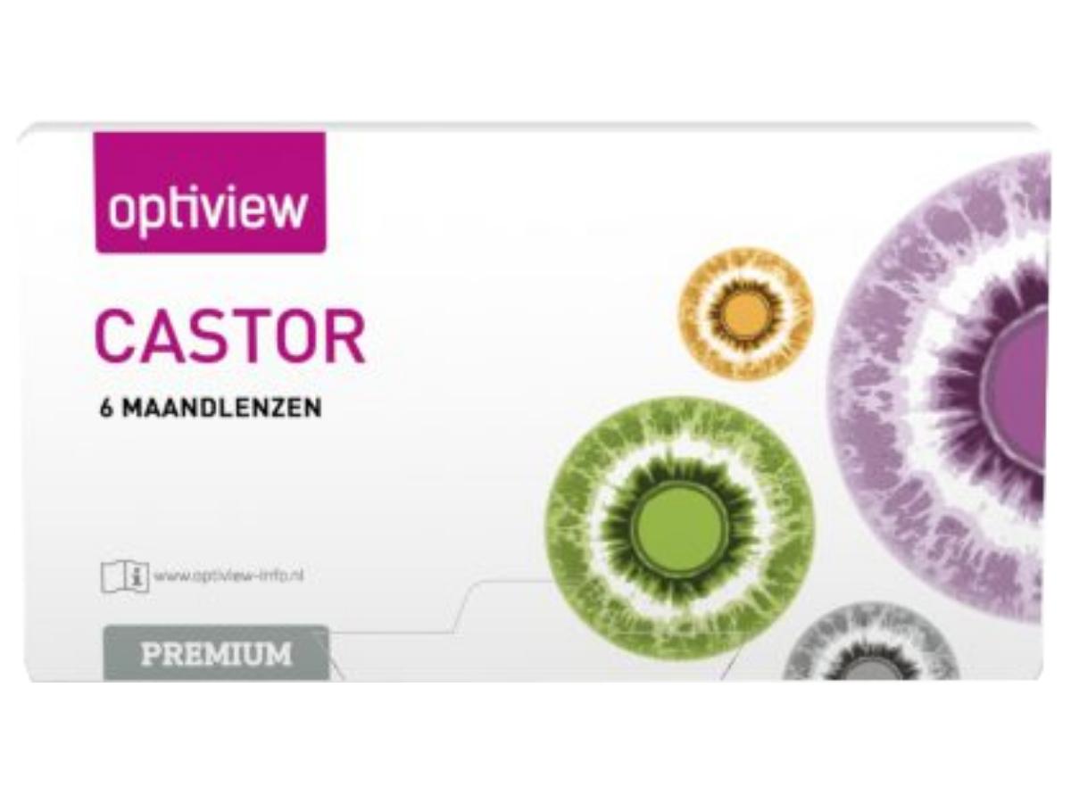 Optiview Castor Premium 6 lenzen