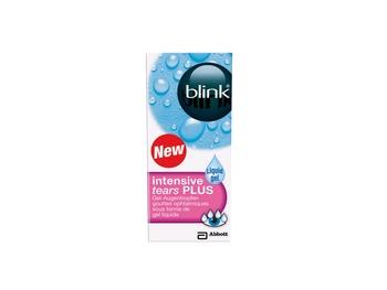 Blink intensive tears PLUS (Gel) 10 ml.