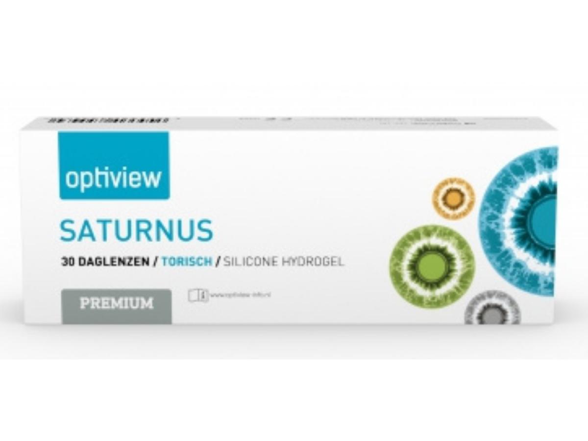 Optiview Saturnus Premium Torisch, 30 lenzen