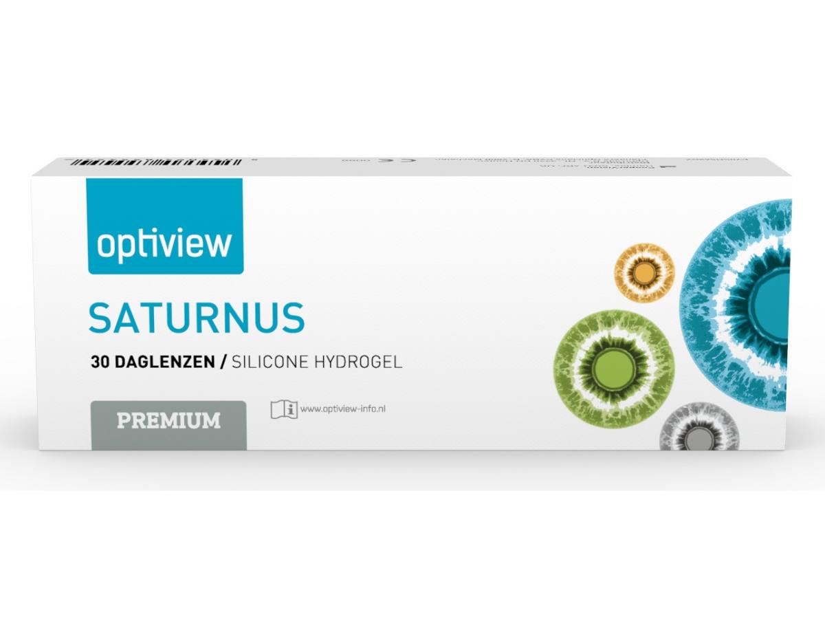 Optiview Saturnus Premium, 30 lenzen