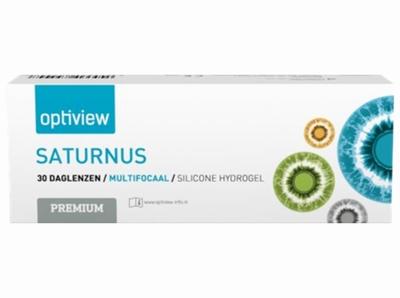 Optiview Saturnus Premium  Multifocaal, 30 lenzen