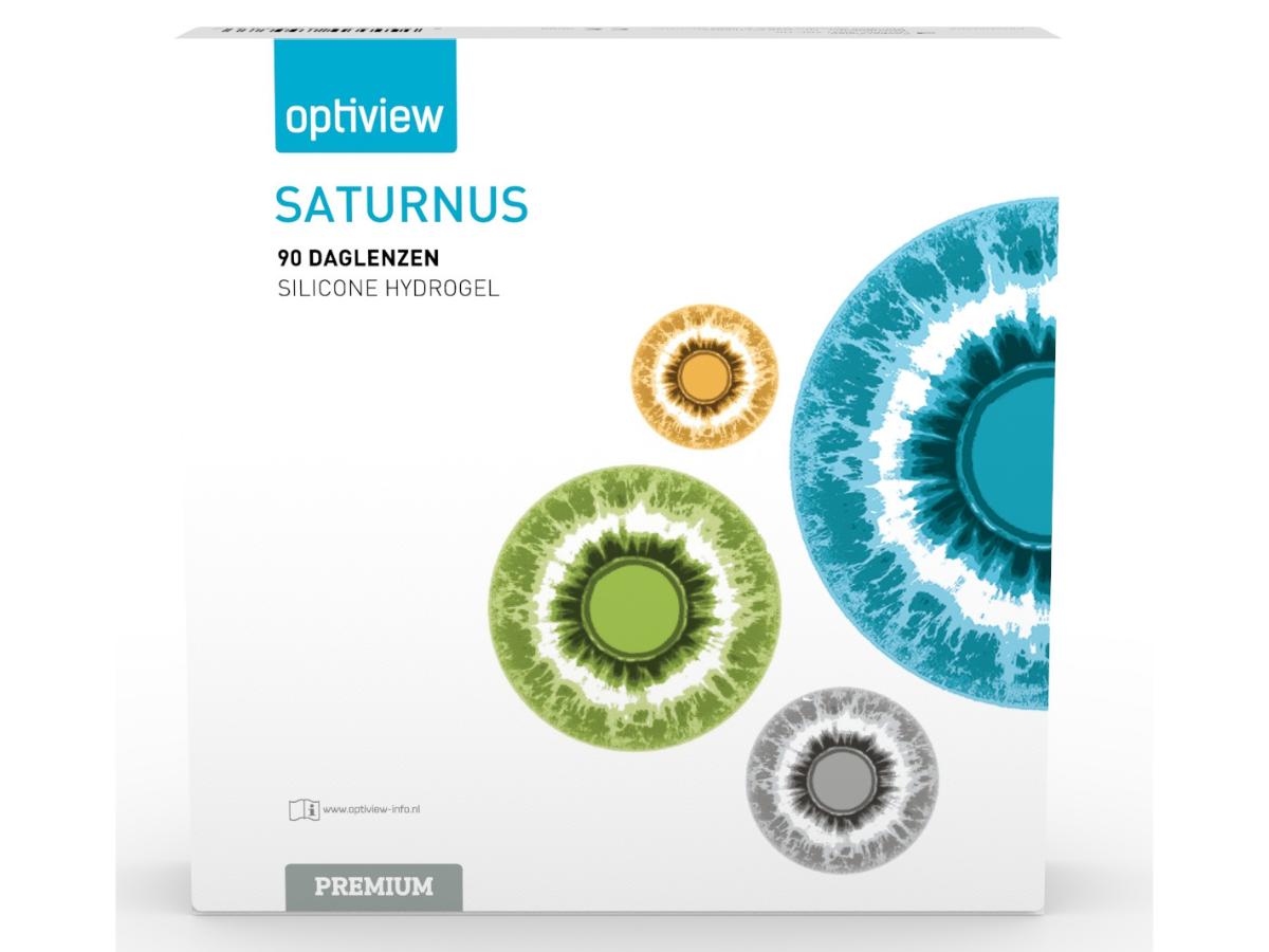 Optiview Saturnus Premium, 90 lenzen
