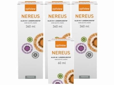 Optiview Nereus Premium 3x360ml.+90ml voordeelpak(6 maanden)