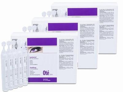 Ote Saline 3 x 30 pipetten voordeelpak