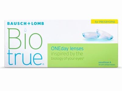 Afbeelding van Biotrue ONEday for Presbyopia 30 lenzen