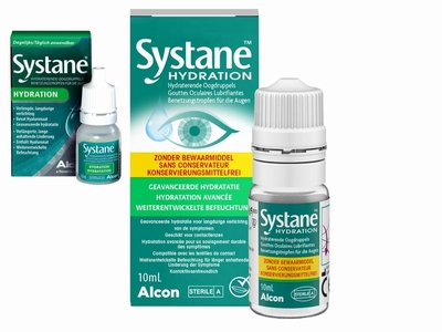 Systane Hydration oogdruppels 10 ml.