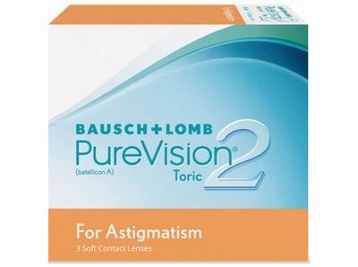 PureVision 2 for Astigmatism 3 lenzen