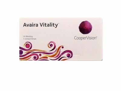 Afbeelding van Avaira Vitality 3 lenzen