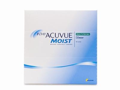Afbeelding van 1 Day Acuvue Moist Multifocal 90 lenzen