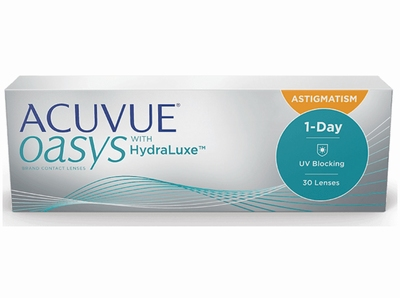Acuvue Oasys 1 Day for Astigmatism 30 lenzen