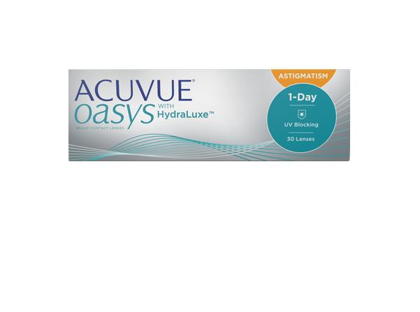 Afbeelding van Acuvue Oasys 1 Day for Astigmatism 30 lenzen