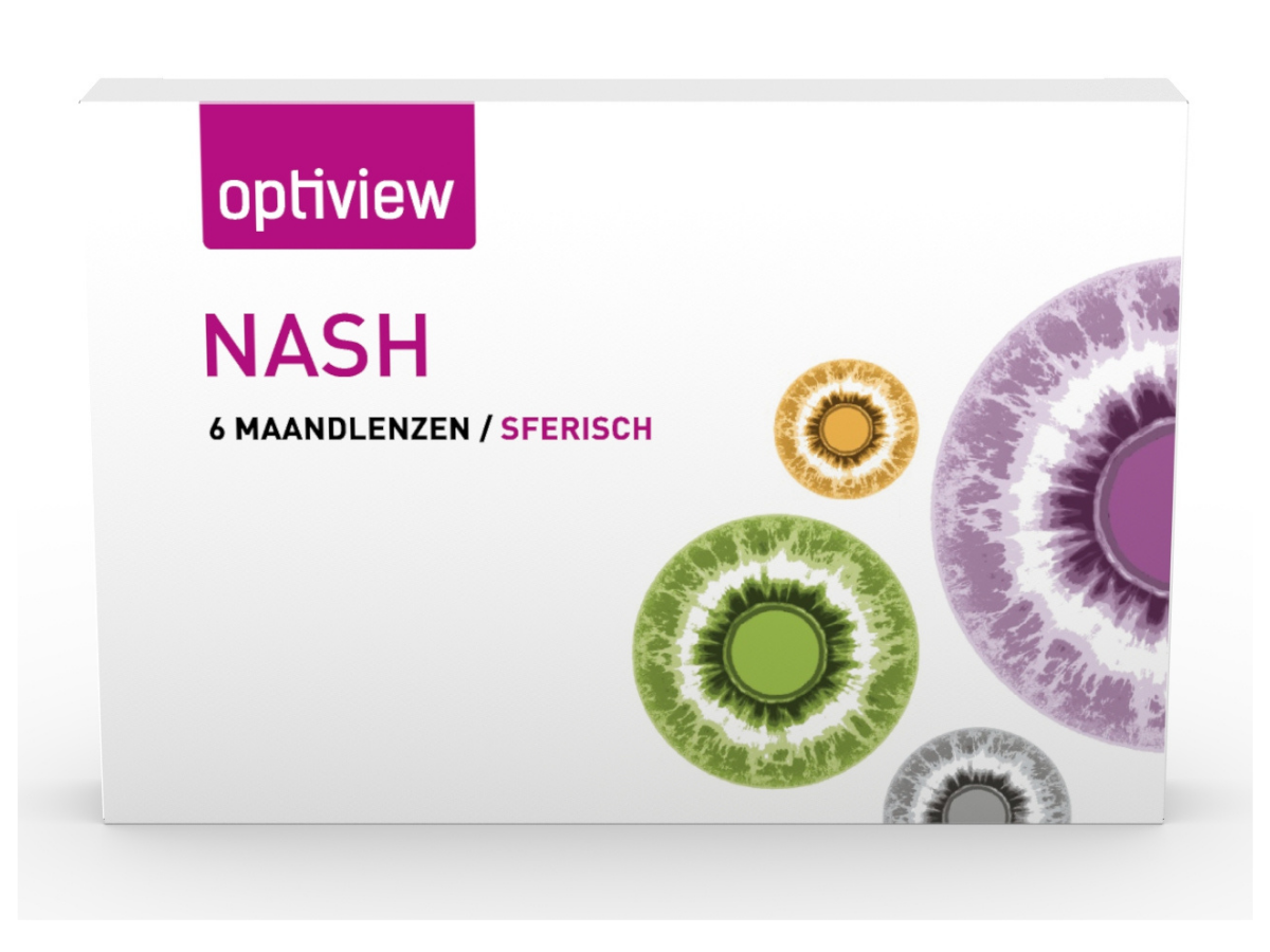 Optiview Nash 6 lenzen