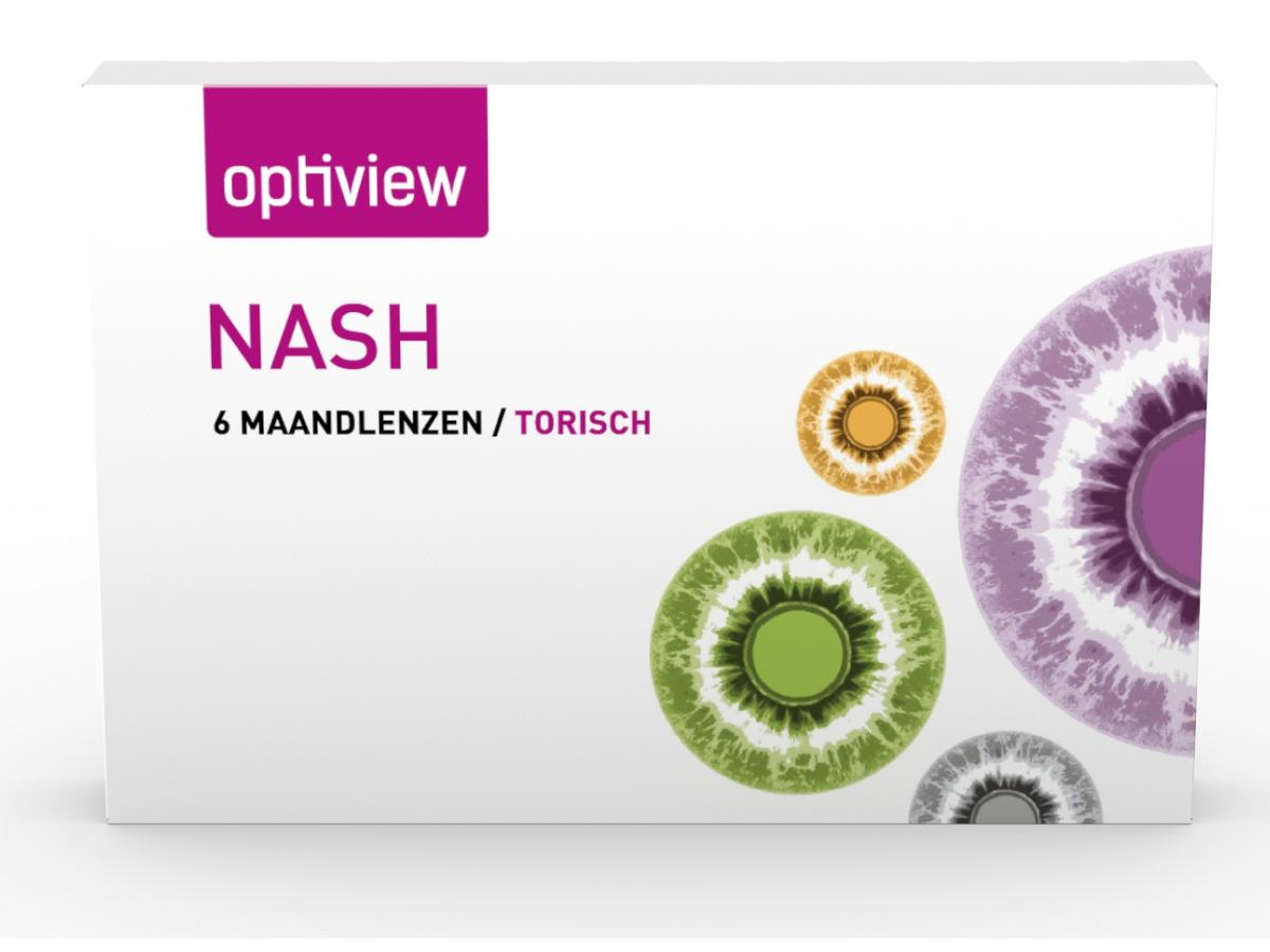 Optiview Nash Torisch 6 lenzen