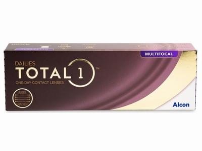 Dailies Total1 Multifocal 30 lenzen