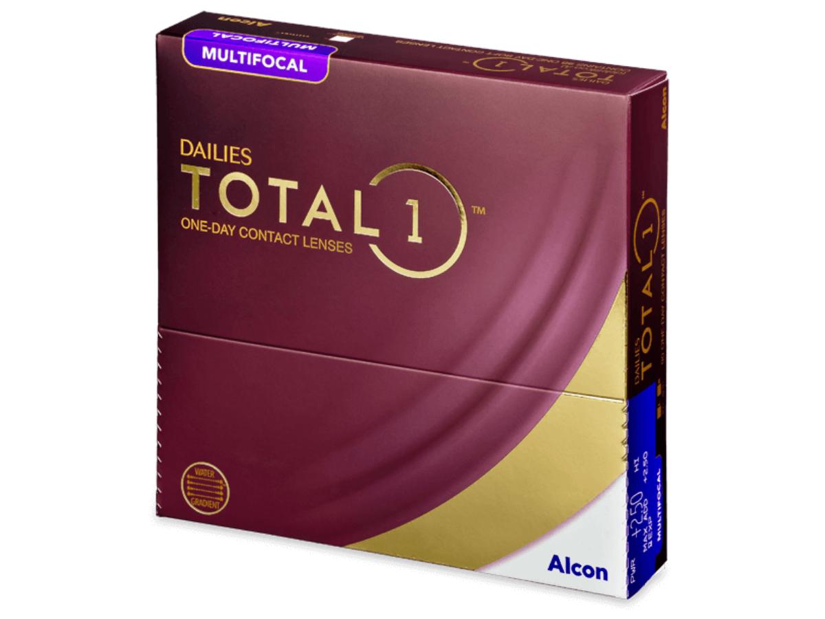 Dailies Total1 Multifocal 90 lenzen