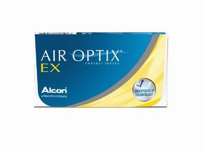 Afbeelding van Air Optix EX (2x6) + AoSept Plus