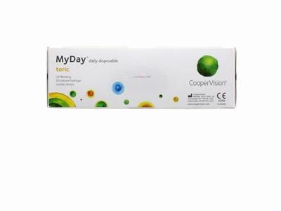 MyDay daily disposable Toric 30 lenzen
