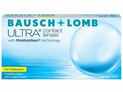 Bausch + Lomb ULTRA for Presbyopia 6 lenzen