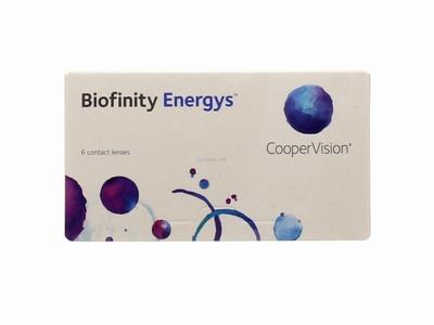 Biofinity Energys™ 6 lenzen