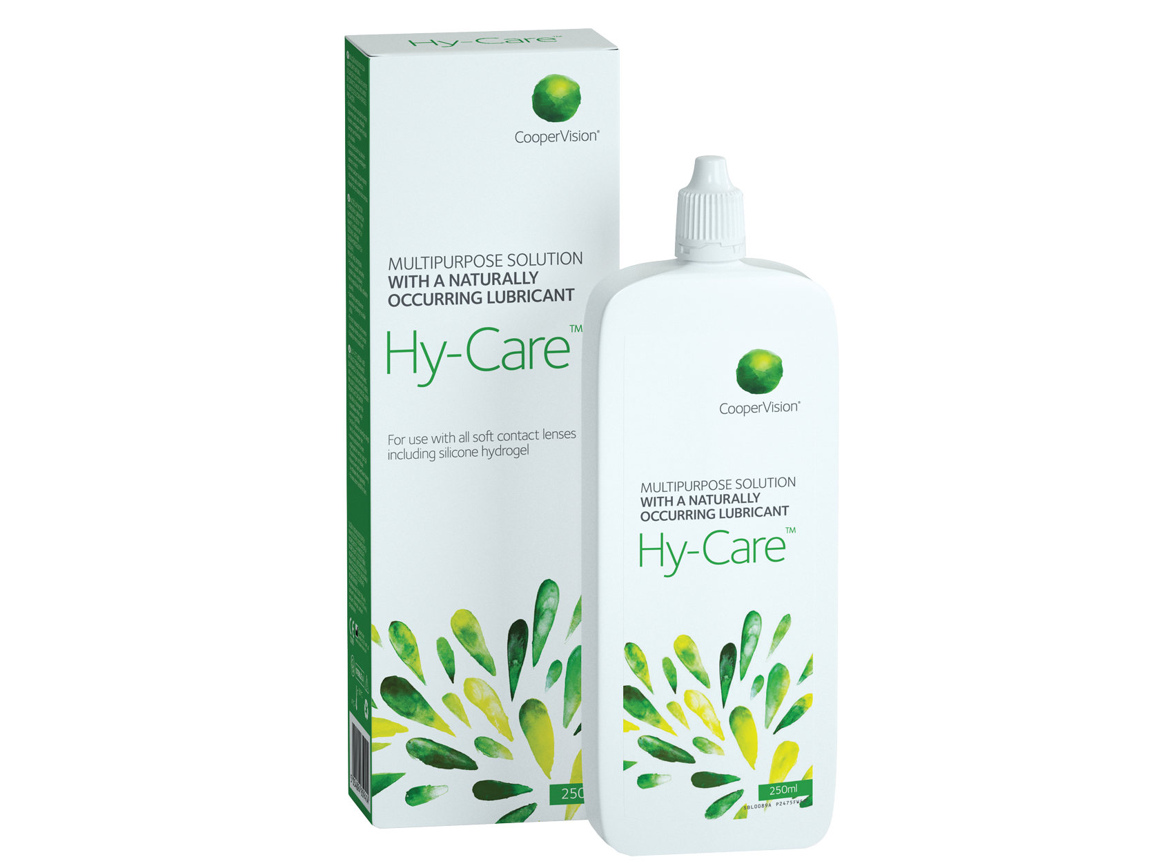 Hy-Care All in One 250 ml. (platte fles)
