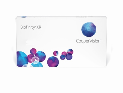 Biofinity XR 6 lenzen