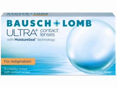 Bausch + Lomb ULTRA for Astigmatism 6 lenzen