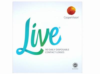 Live daily disposable 90 lenzen