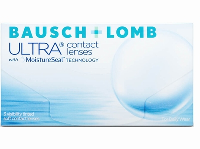 Bausch + Lomb ULTRA 3 lenzen