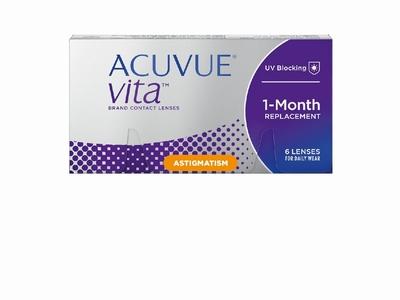 Acuvue Vita Astigmatism 6 lenzen