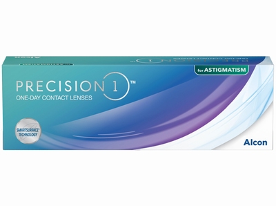 Precision1 for Astigmatism 30 lenzen