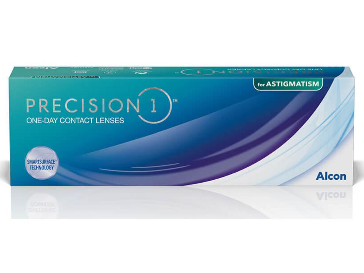 Precision1 for Astigmatism 30 lenzen