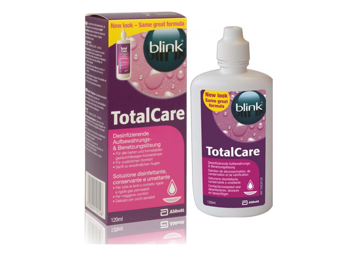 TotalCare Blink Lenzenvloeistof 120ml