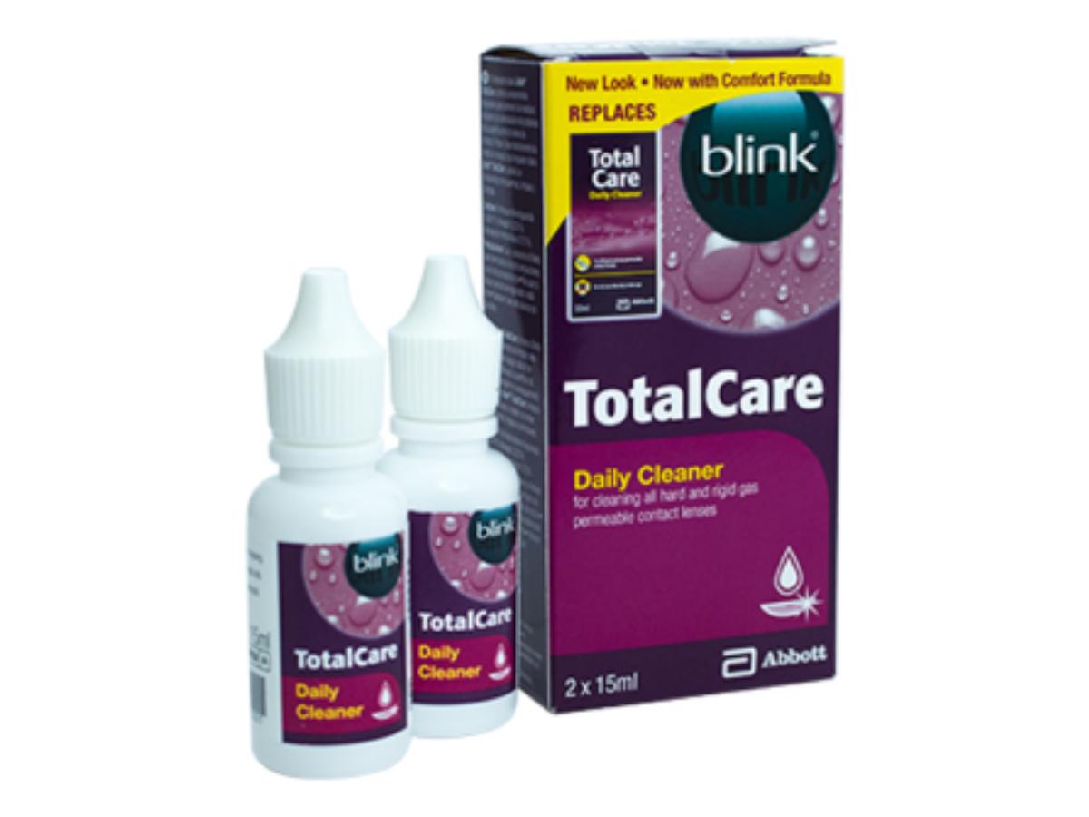 TotalCare Cleaner Blink 2x15ml