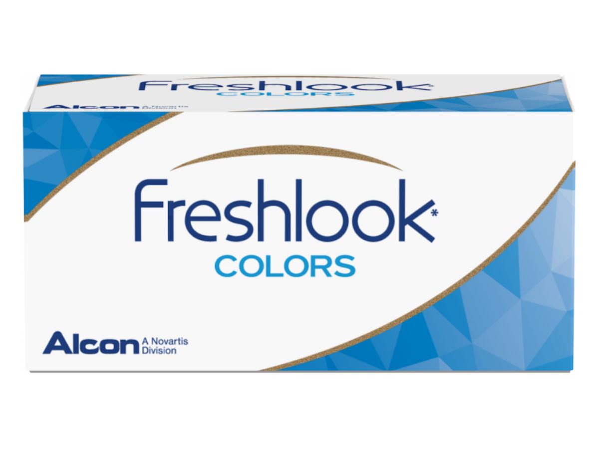 Freshlook Colors 2 lenzen