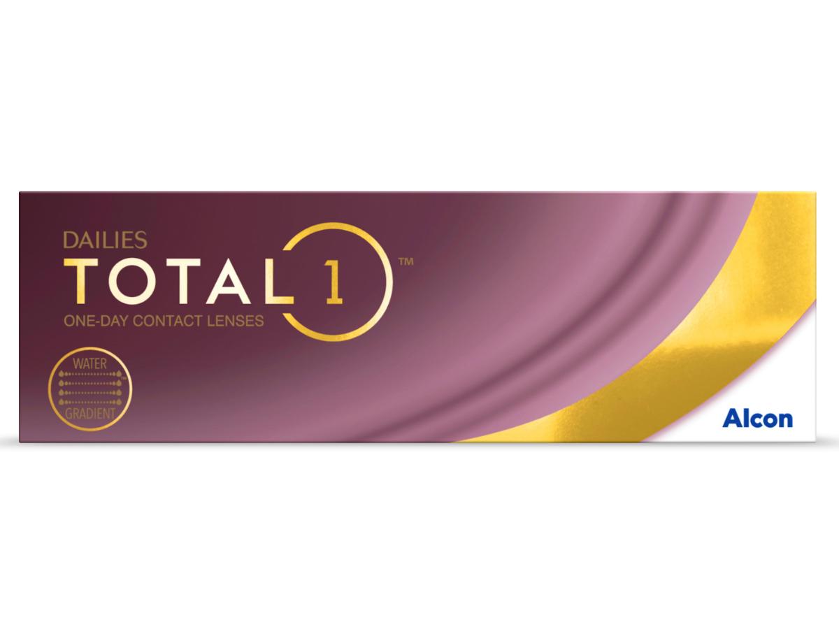 Dailies Total 1, 5 pack (testlenzen)