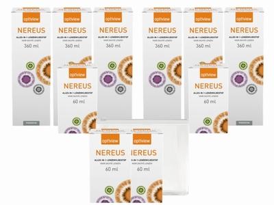 Optiview Nereus Premium 2x voordeelpak+gratis reisverpakking
